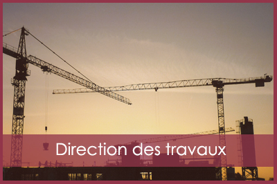 direction travaux